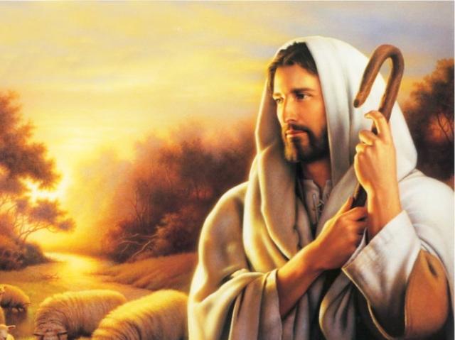 História de Jesus.