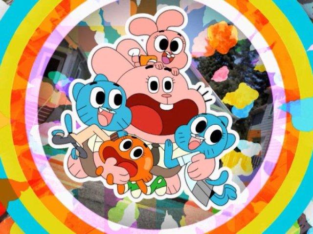 Você conhecer todos os personagem do O Incrível Mundo de Gumball?