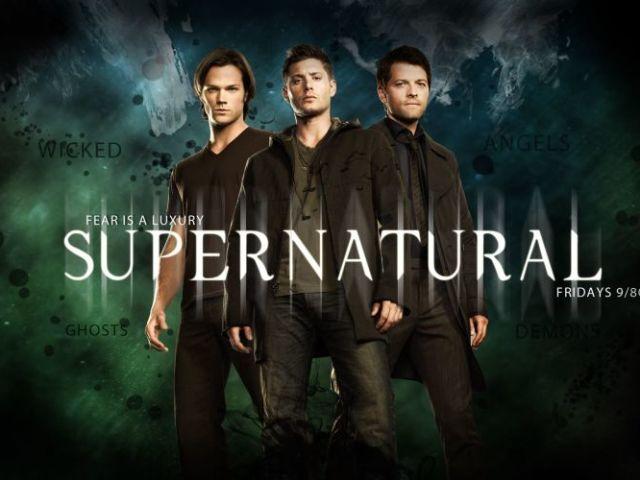 Quem você seria em Sobrenatural/Supernatural?