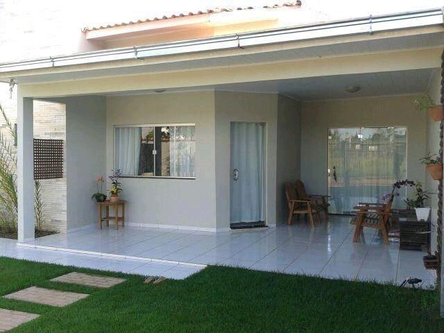 Como será a sua casa simples brasileira?