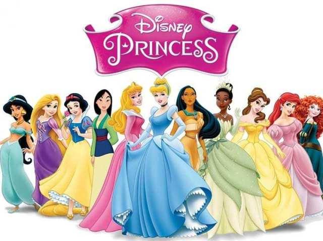 Conhece as princesas da Disney?