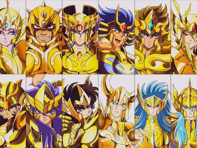 Qual dos Cavaleiros de Ouro se apaixonaria por você?