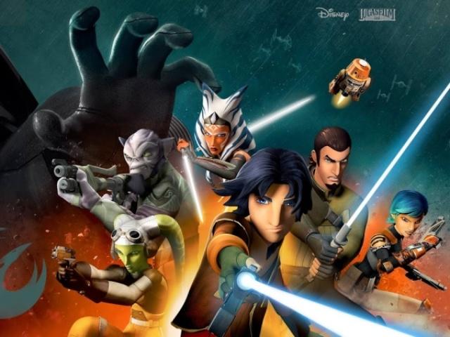 O quanto você sabe sobre Star Wars Rebels?