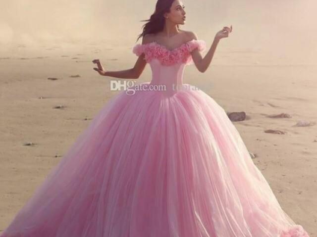Qual será o seu vestido de 15 anos?