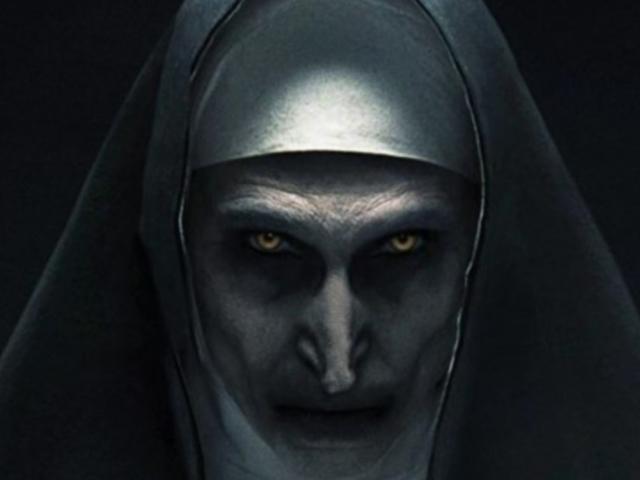 """Você conhece o filme """"A freira""""?"""