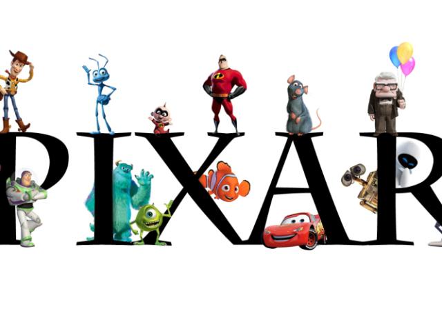 Você conhece a pixar?
