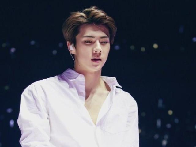 Você conhece o Sehun-EXO?