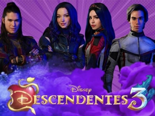 Quem você seria em Descendentes 3 ?
