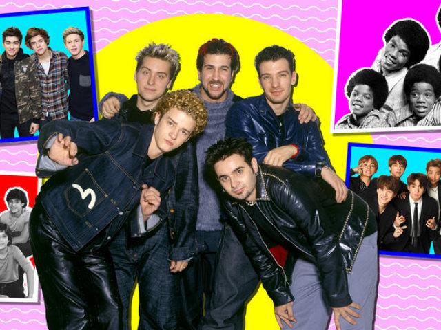 Qual famosa boyband combina com você?
