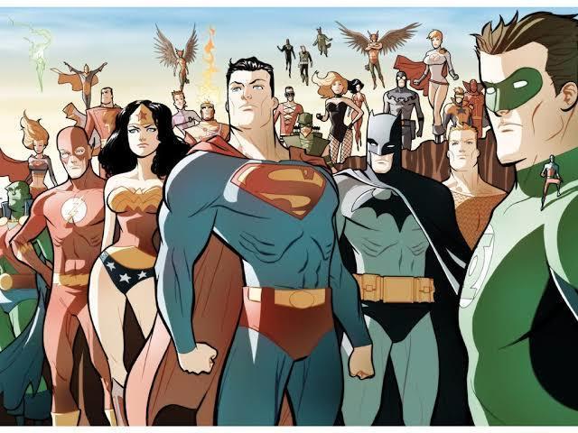Você conhece esses heróis e vilões da DC?