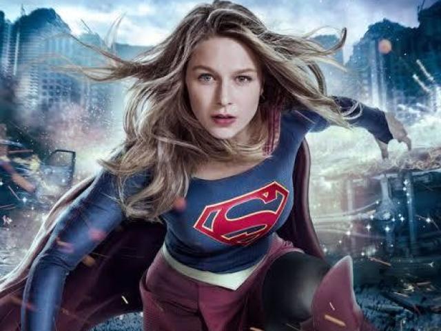 Que tal mostrar se você é um super fã de Supergirl?