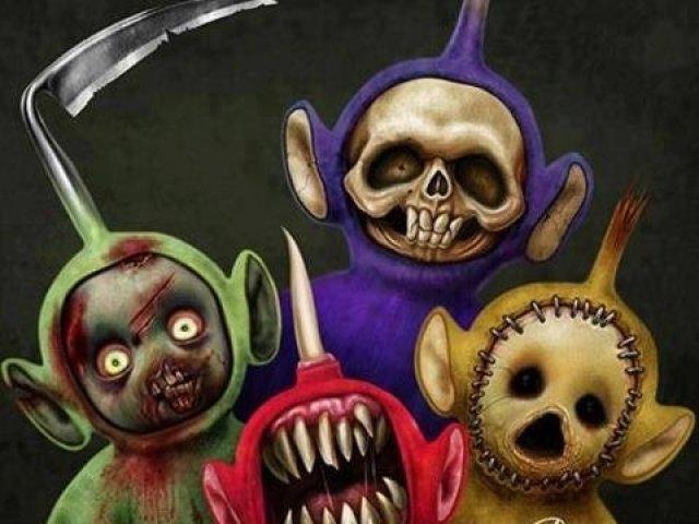 Quiz sobre filmes de terror!