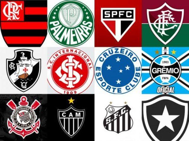 Você consegue passar nesse teste sobre os escudos dos times brasileiros?