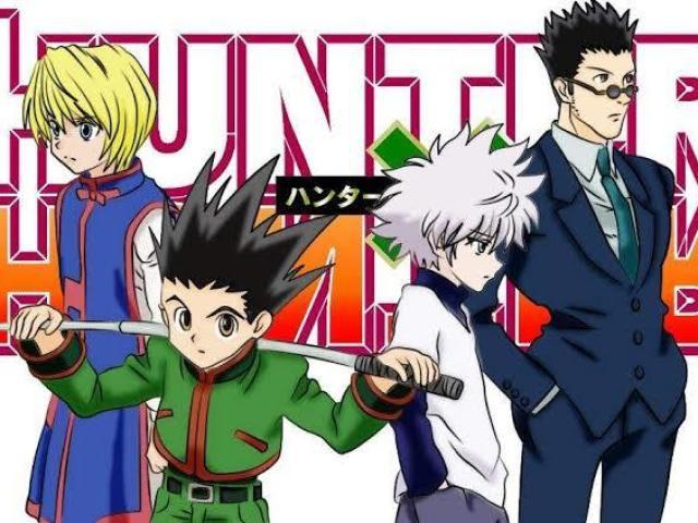 Quem dos protagonistas de Hunter x Hunter você seria?