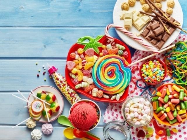 Com qual doce você mais combina?