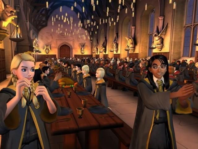 Descubra quem você seria em Hogwarts Mystery!