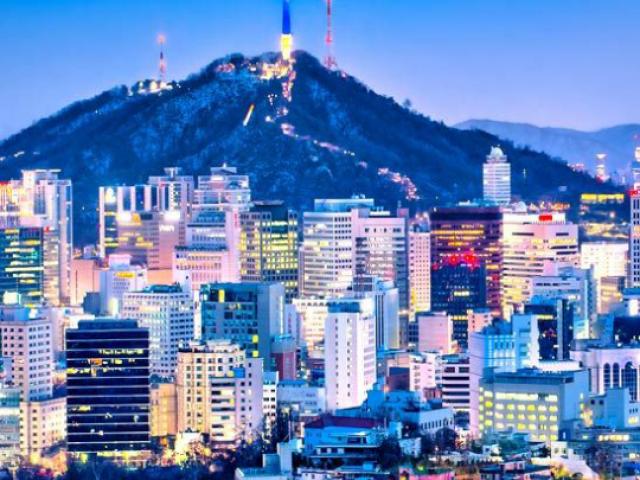 Como vai ser sua viagem na Coreia do Sul?