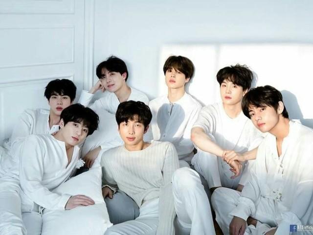 Quem do BTS se apaixonaria por você?