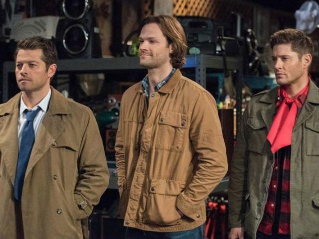 Quem seria seu namorado em Supernatural?