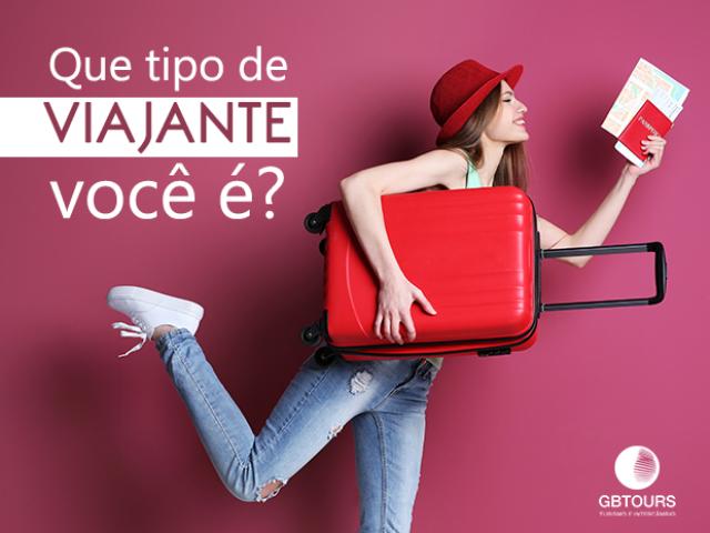 Qual estilo de viajante você é?