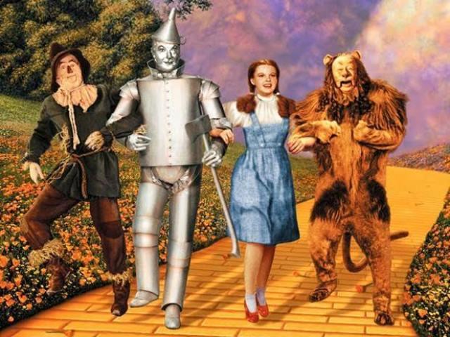 """Qual personagem de """"O mágico de Oz"""" você seria?"""