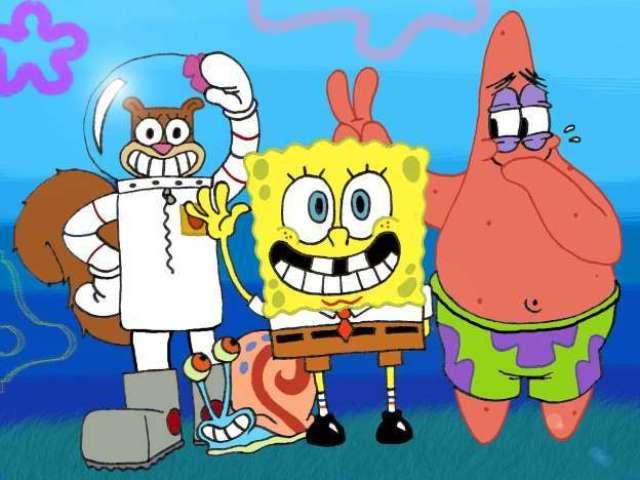 Você realmente conhece o Bob esponja?