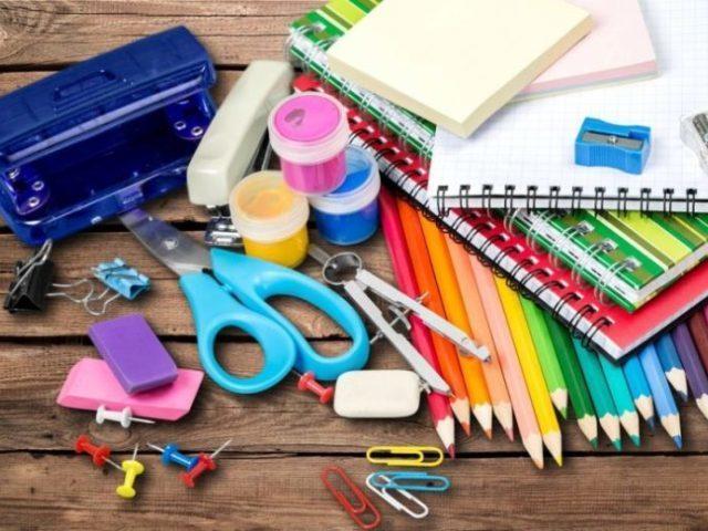 Monte o seu Material Escolar 2020! 🤩