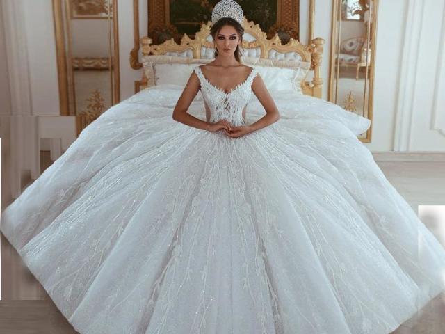 Qual será seu vestido de noiva?