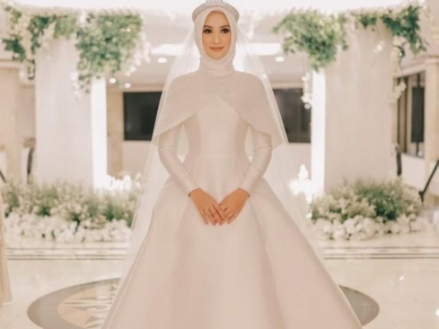 Qual será seu vestido de casamento Islâmico?