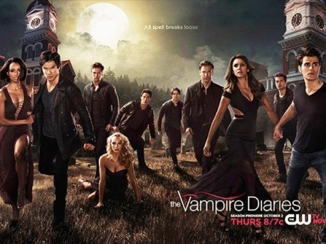O quanto você conhece The Vampire Diaries?