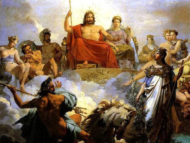 Então, mortal, você acha que conhece sobre mitologia grega? Vamos ver...(PT1)