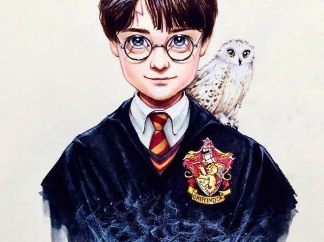 Você conhece Harry Potter?