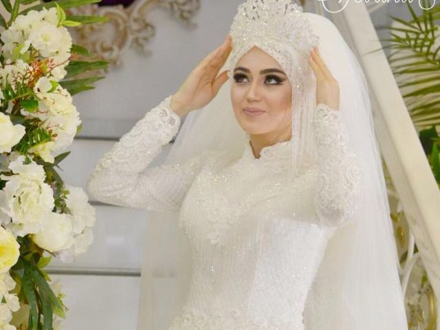 Qual seria seu vestido de noiva muçulmano?