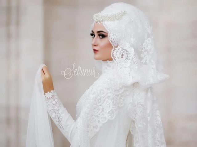 Qual será seu vestido de noiva muçulmano?
