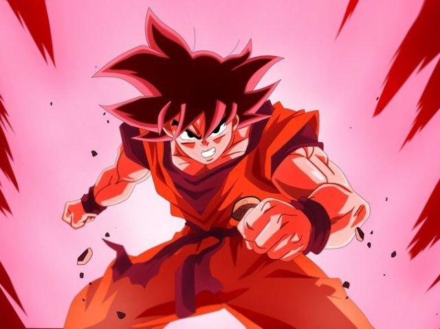 Você conhece o Goku?