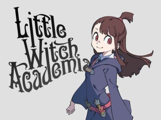 O quanto você sabe sobre Little Witch Academia?