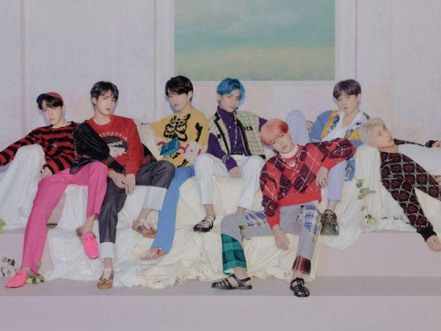 Com quem do BTS você mais parece? 💫