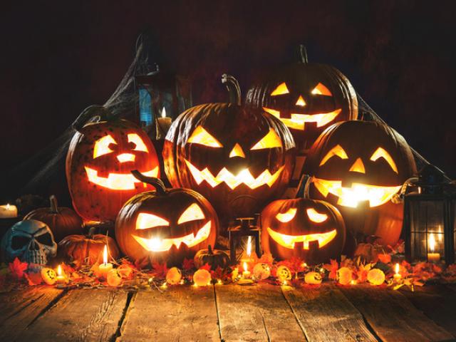 Teste sobre o Halloween!