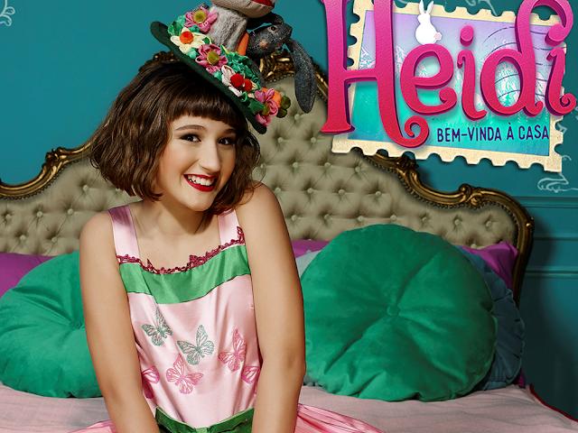 """Você é realmente um fã de """"Heidi, Bem-Vinda à Casa""""?"""