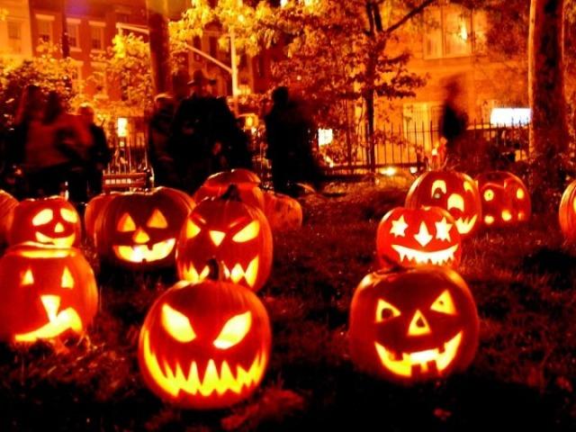 Qual símbolo do halloween combina mais com você?