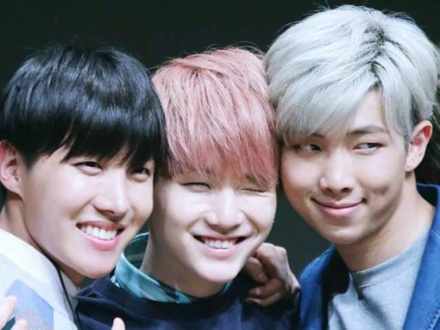BTS RPG: Quem da rap line do BTS você namoraria? ❣
