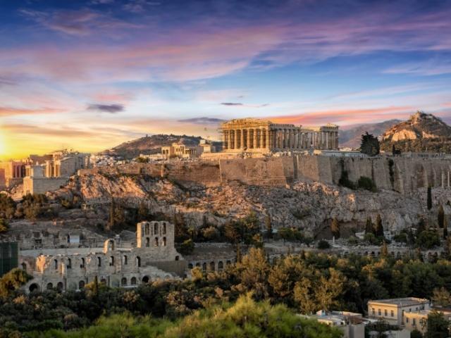 Explorando a Grécia Antiga