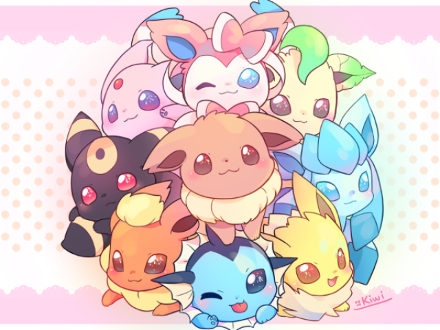Pokémon: Qual das Eeveelutions em pokémon você seria?