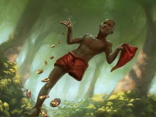 Qual personagem do folclore você seria?