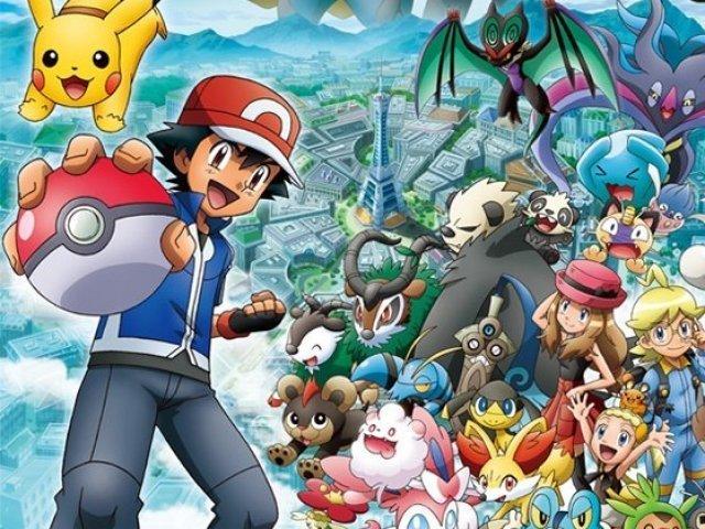 Qual dos Treinadores da Série Pokémon X e Y você seria?