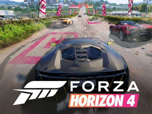 Os carros mais rápidos do Forza Horizon 4.(0-300 km/h)