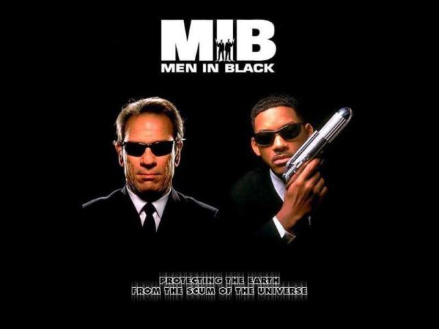 Mib Homens De Preto Quizur