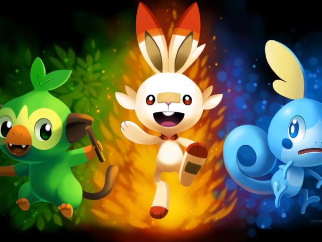 Qual dos Pokémons iniciais de Galar você seria?