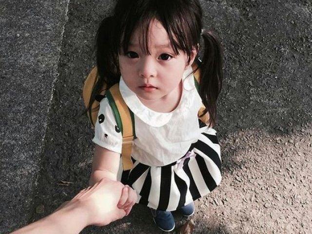 😍Como seria sua filha com um dos integrantes do BTS? 😍