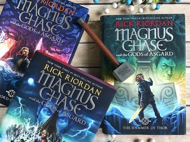 Quão fã dos livros de Magnus Chase você é ?